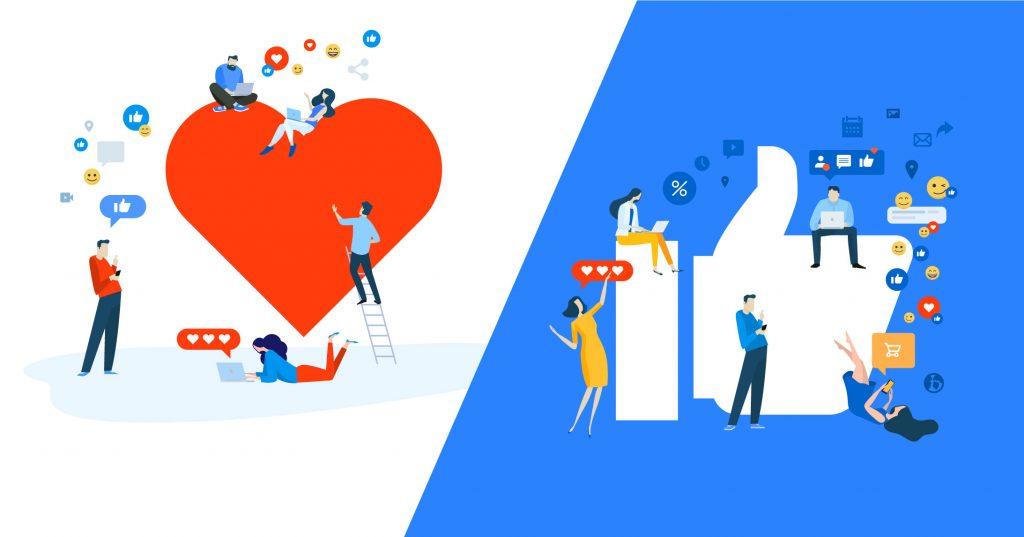 Aumentare engagement sui social