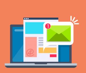 curare il corpo delle email per newsletter