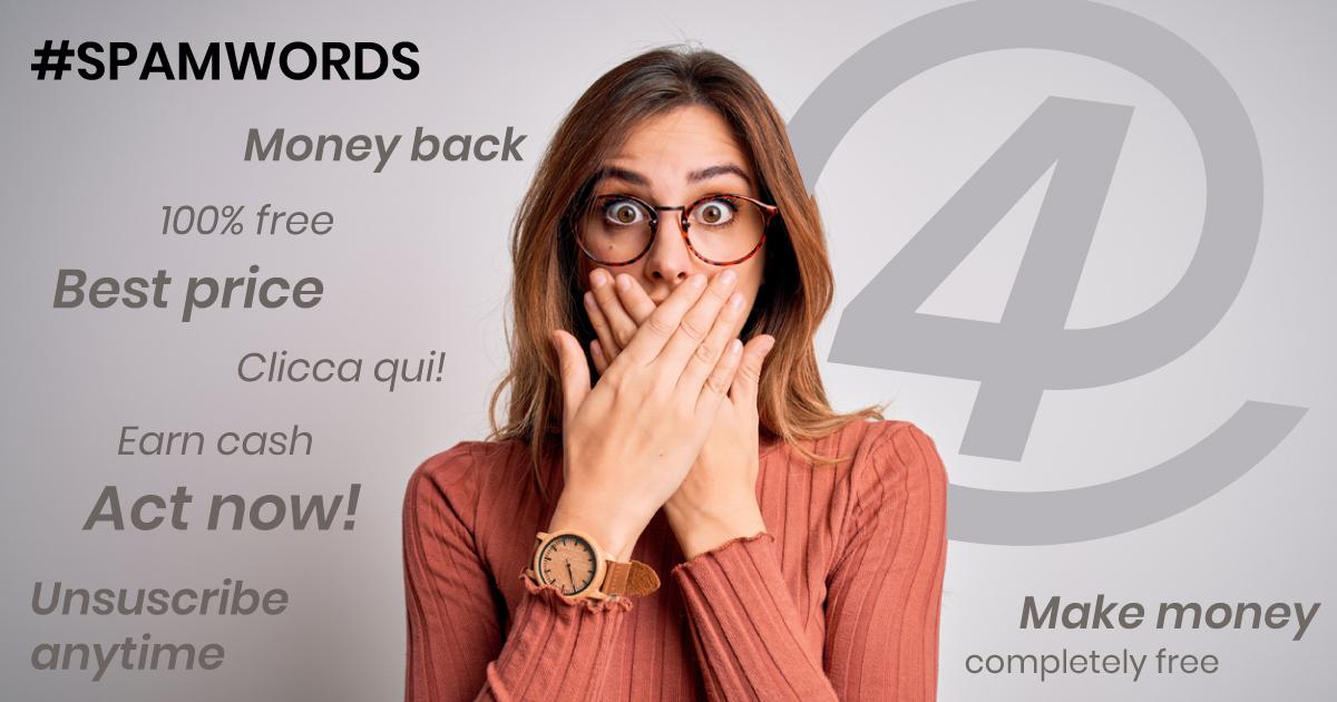 evitare-spam-words