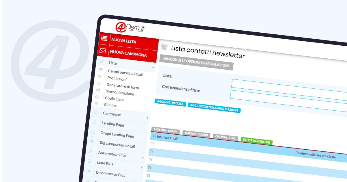 Database_Email_Marketing